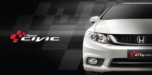 Wallpaper Tampilan Honda All New Civic 2015 dan 2016